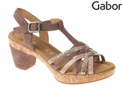 Gabor Sandale; Artikel-Nr. 12935