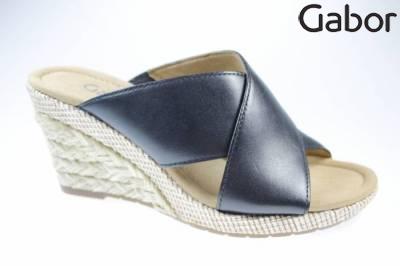 Gabor Pantolette; Artikel-Nr. 19011