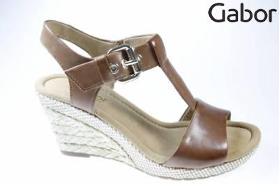 Gabor Sandale; Artikel-Nr. 19009