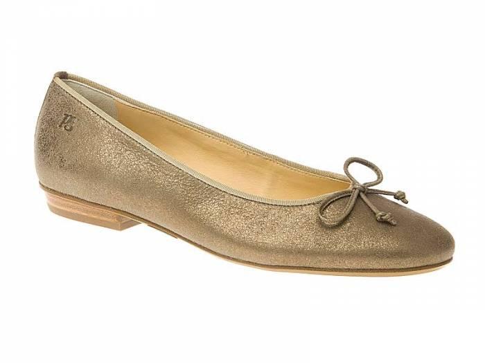 new arrival fc671 7cbcc Paul Green Ballerina in gold metallic Artikel-Nr. 14375