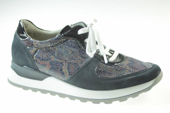 check out decea 14fc1 Waldläufer Sneaker in blau Artikel-Nr. 19134