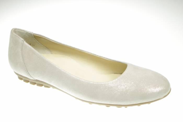 half off e9321 48d2c Paul Green Ballerina in beige Artikel-Nr. 19036