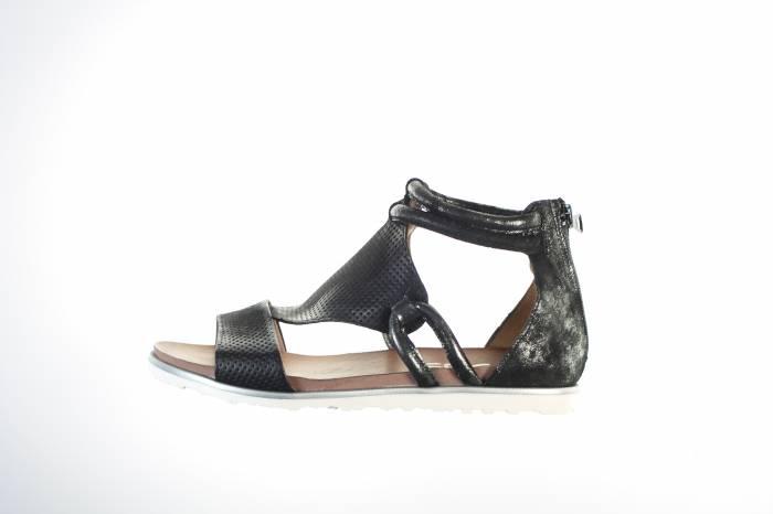 low priced fbd5b de873 Mjus Sandale in schwarz Artikel-Nr. 21084
