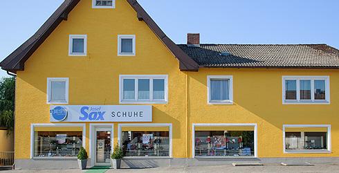 Schuh Josef Sax aus Haag i. OB und Wasserburg